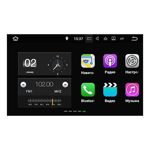 FarCar s130+ Toyota Corolla 2016+ Android (W691)