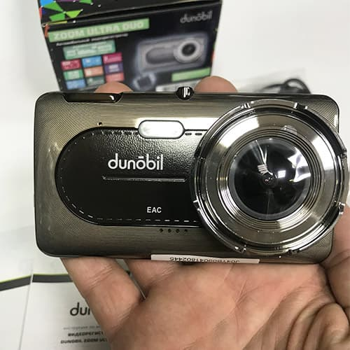 Dunobil ZOOM Ultra Duo - S/N J04YB09041802445