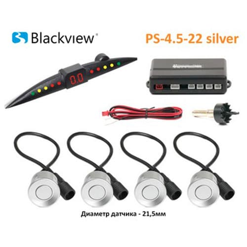 Blackview PS-4.5-22 Silver