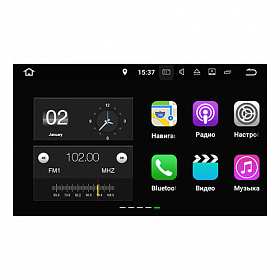 FarCar s130+ Honda Accord 7 2008-2012 Android (W809)