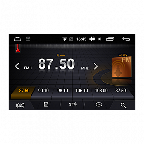 FarCar s170 Toyota Hilux 2012+ Android (L143)