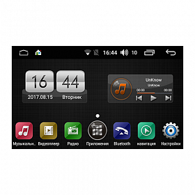 FarCar s170 Mercedes-Benz, VW Crafter Android (L068)