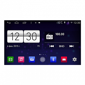 FarCar s160 Mercedes-Benz R-Class Android (M215)
